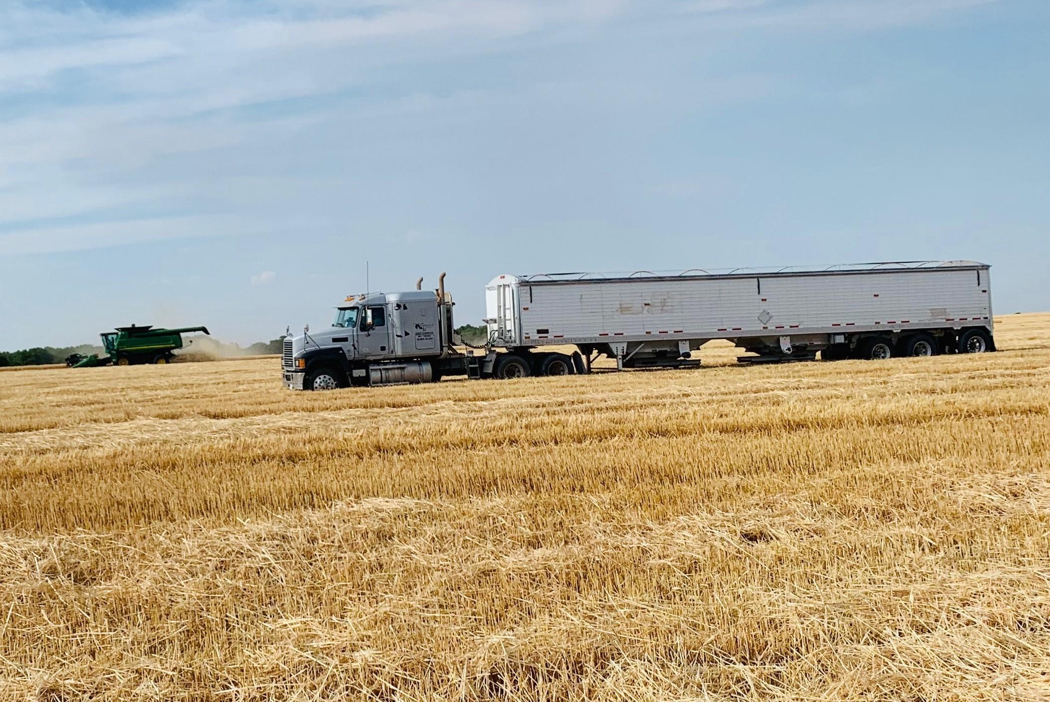 Grain Hauling